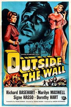 Outside the Wall kapak