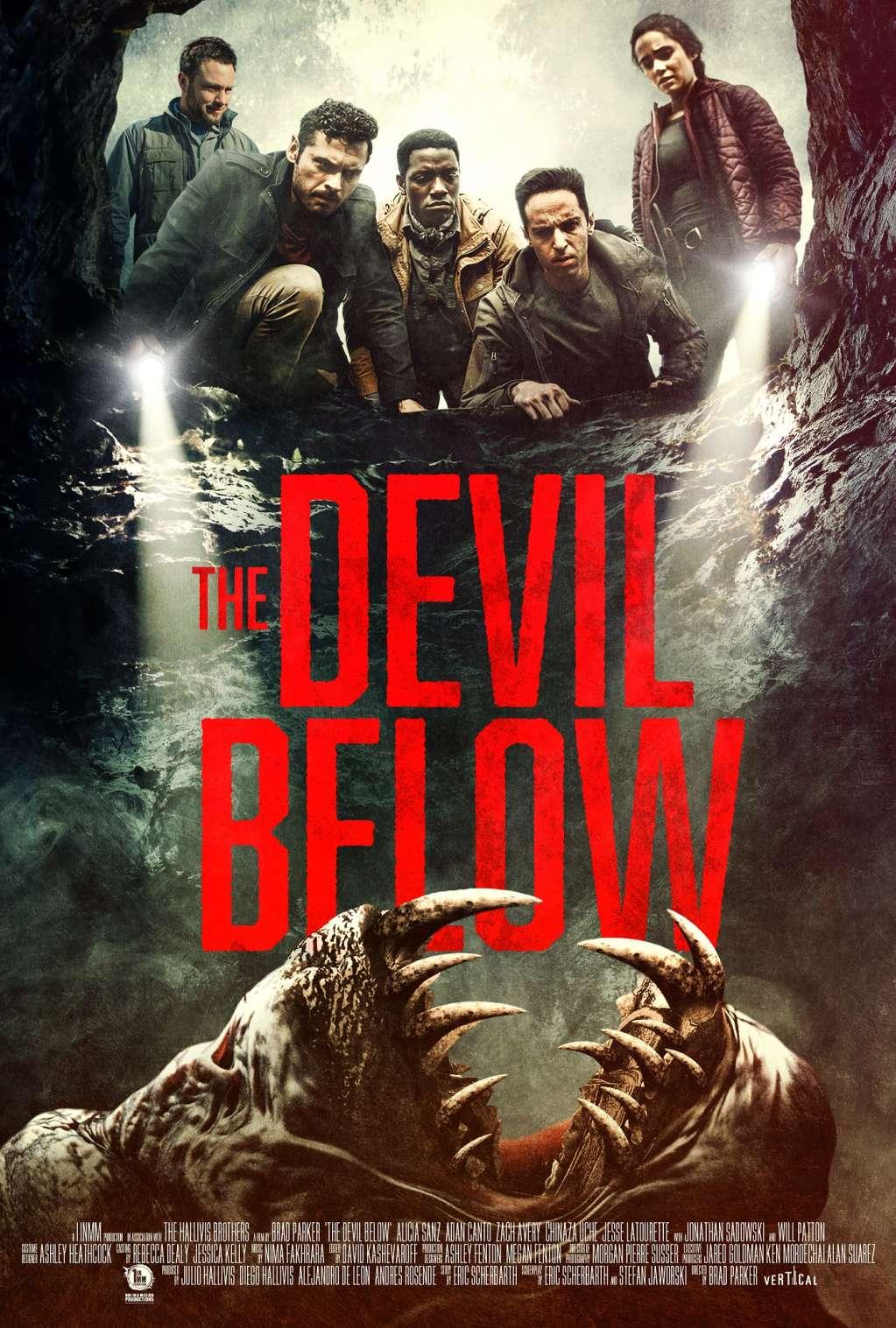 The Devil Below kapak