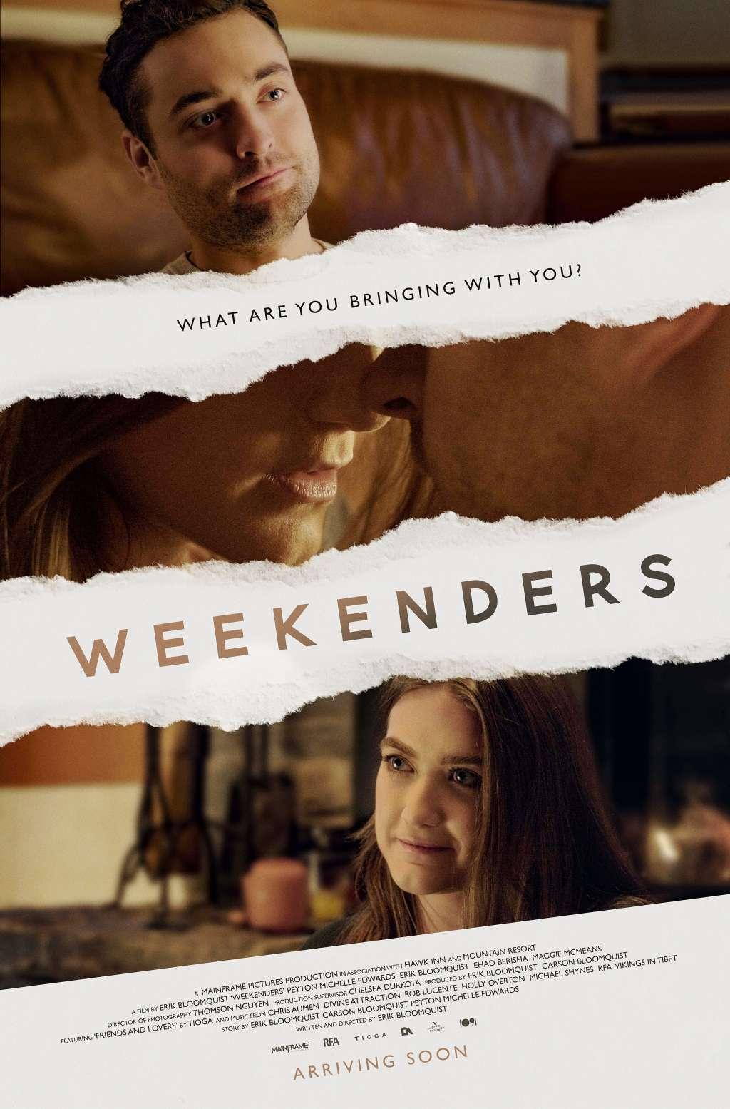 Weekenders kapak