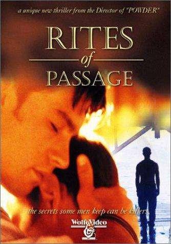 Rites of Passage kapak