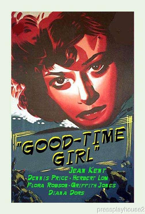 Good-Time Girl kapak