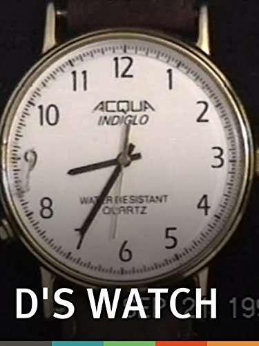 D's Watch kapak