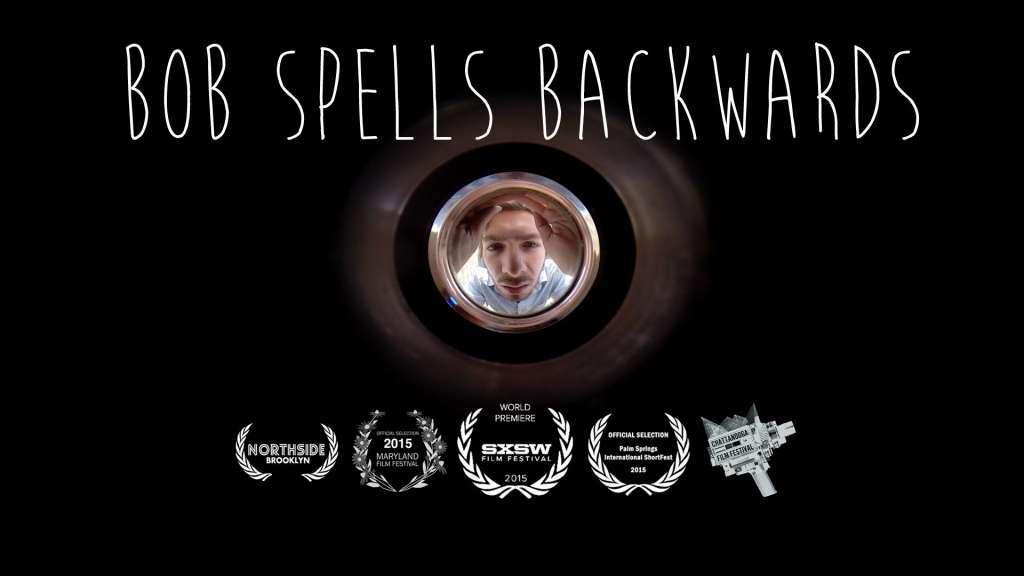 Bob Spells Backwards kapak