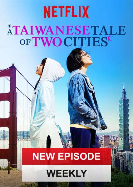 A Taiwanese Tale of Two Cities kapak