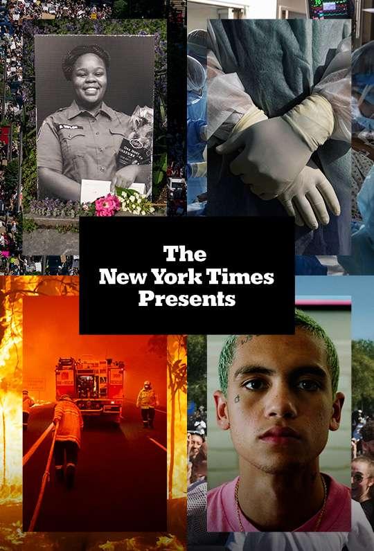 The New York Times Presents kapak