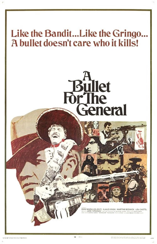 A Bullet for the General kapak