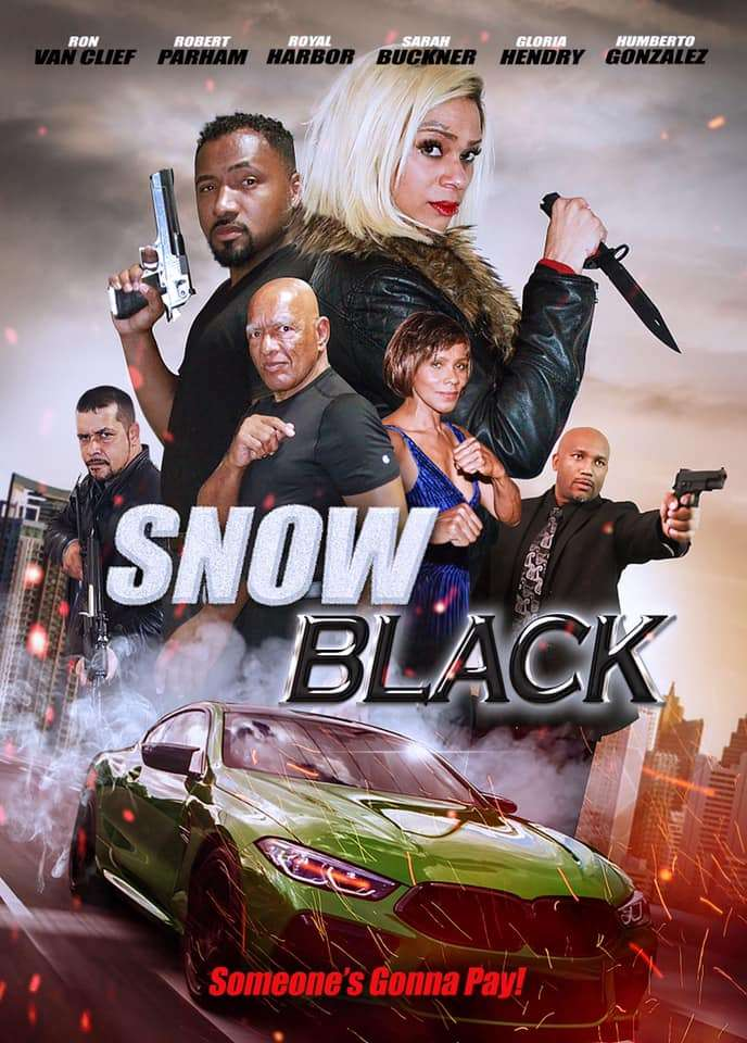 Snow Black kapak