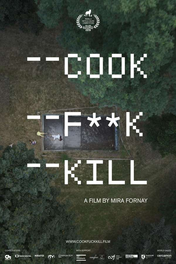 Cook F**k Kill kapak