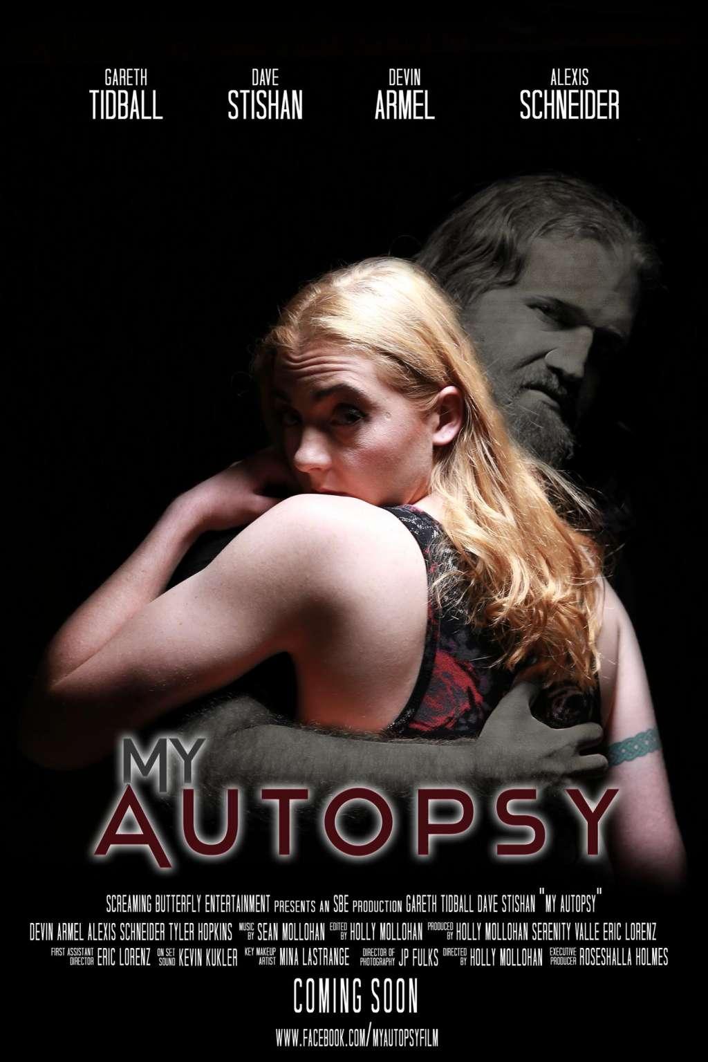 My Autopsy kapak