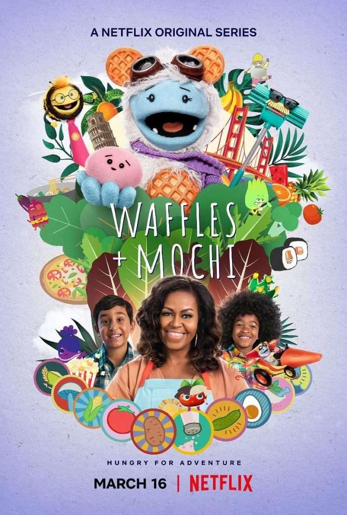 Waffles + Mochi kapak