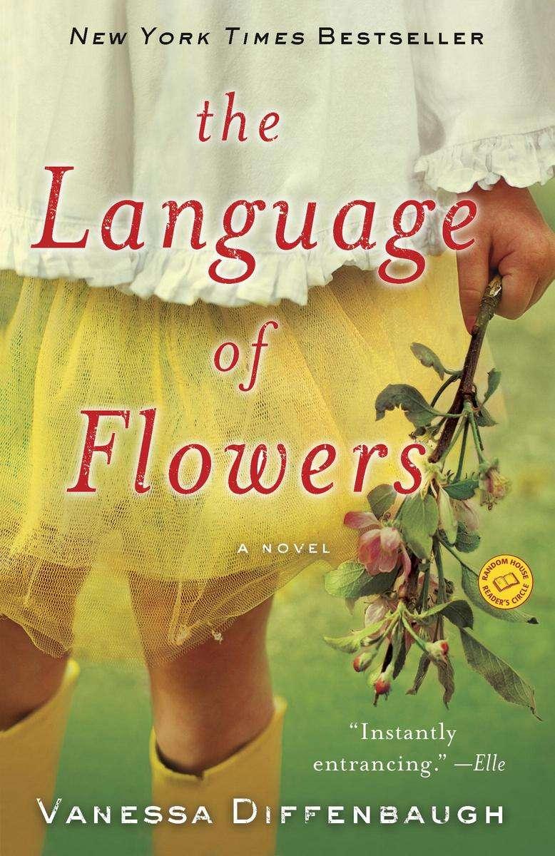 The Language of Flowers kapak