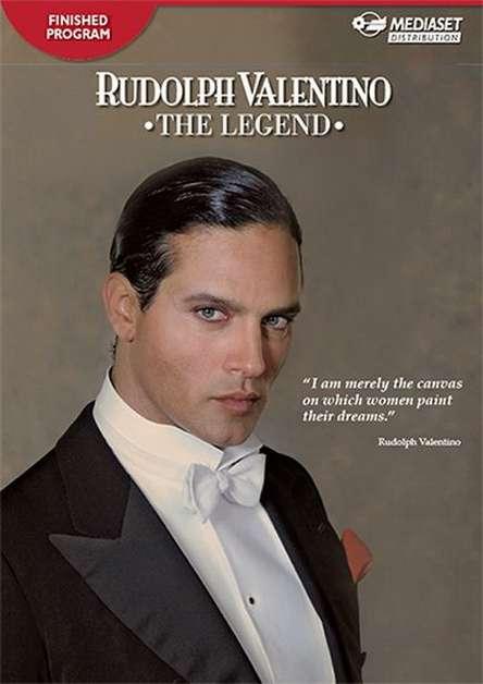 Rodolfo Valentino - La leggenda kapak