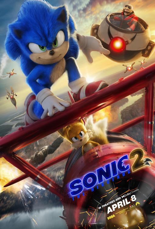 Sonic the Hedgehog 2 kapak