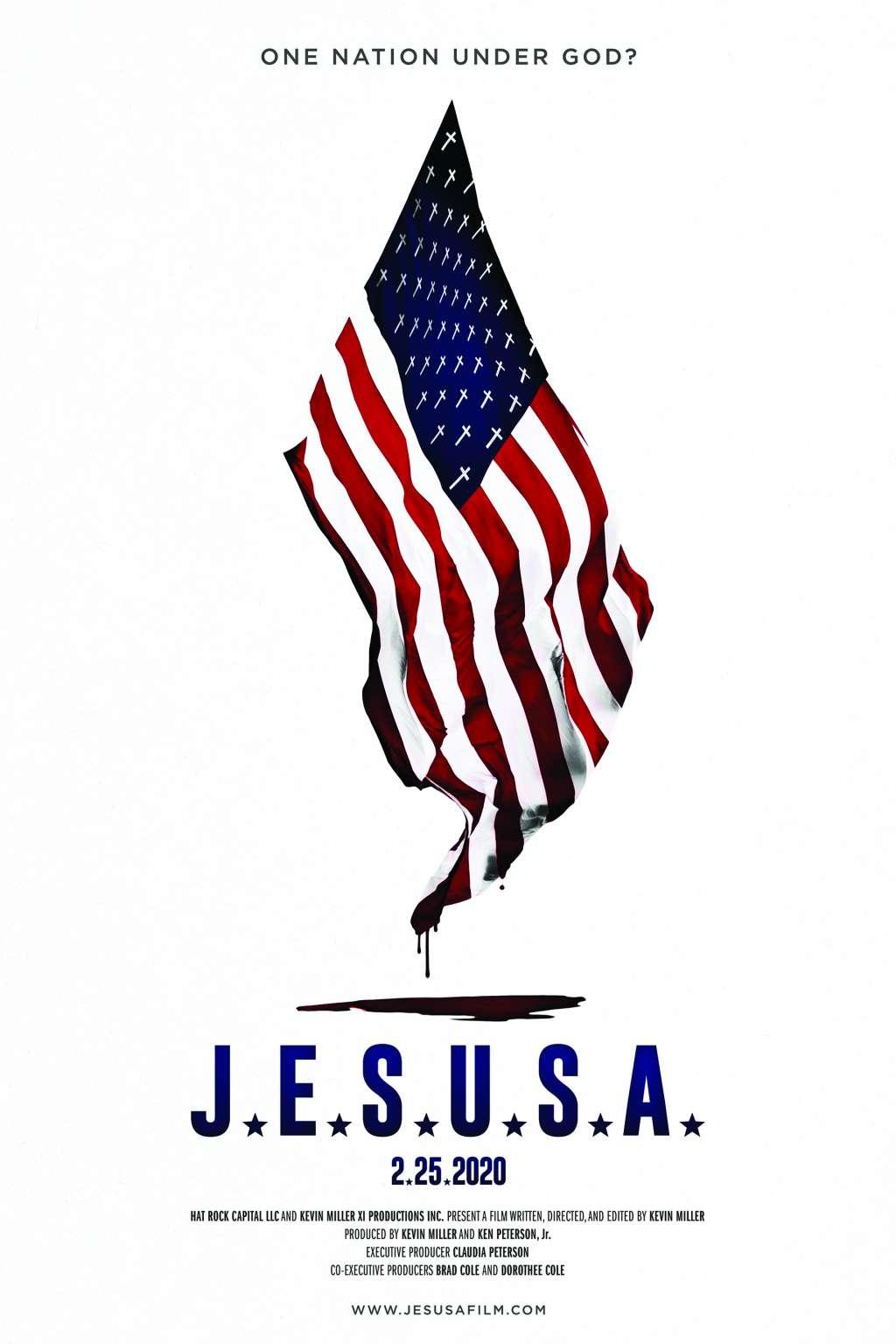 J.E.S.U.S.A. kapak