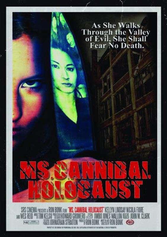 Ms. Cannibal Holocaust kapak