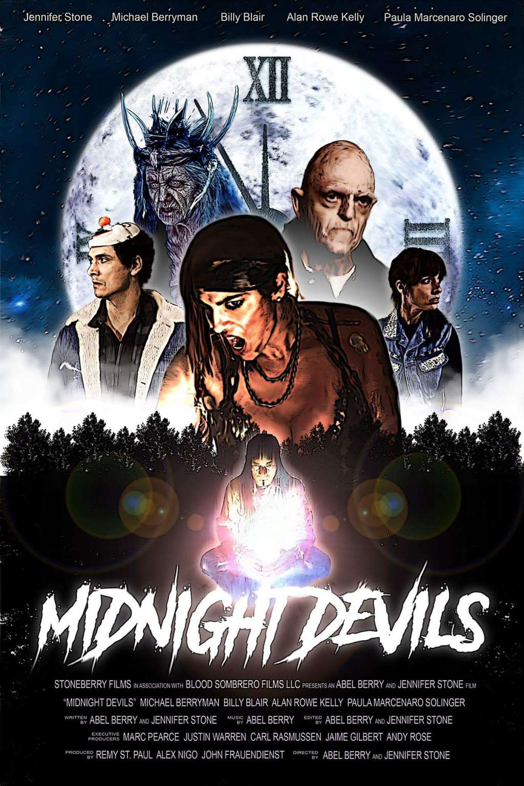 Midnight Devils kapak