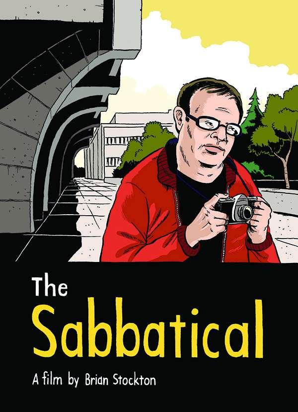 The Sabbatical kapak