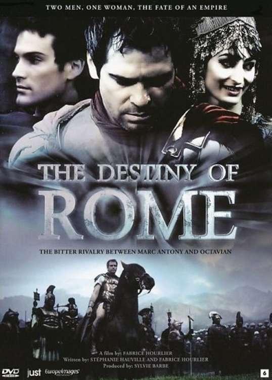 The Destiny of Rome kapak