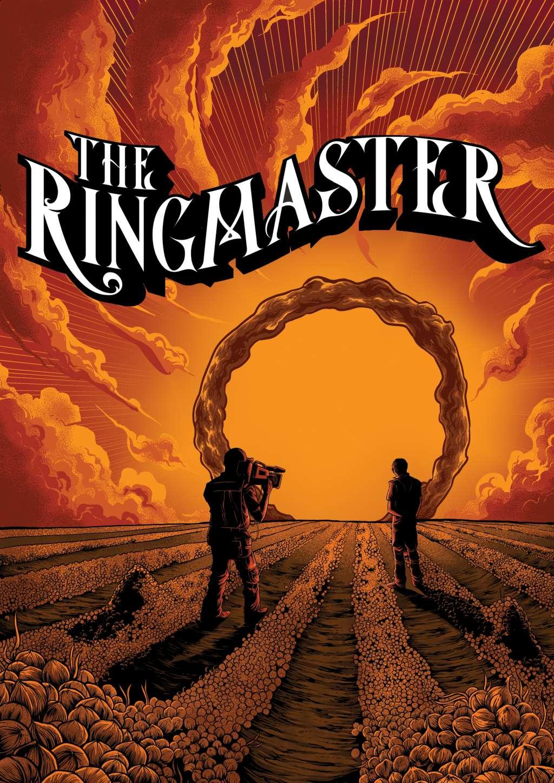 The Ringmaster kapak