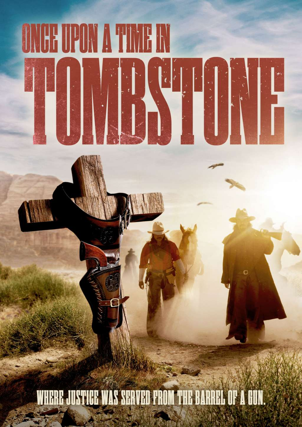 Once Upon a Time in Tombstone kapak