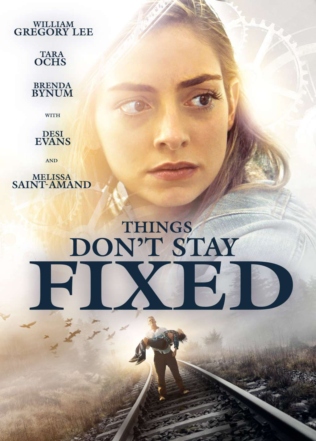 Things Don't Stay Fixed kapak