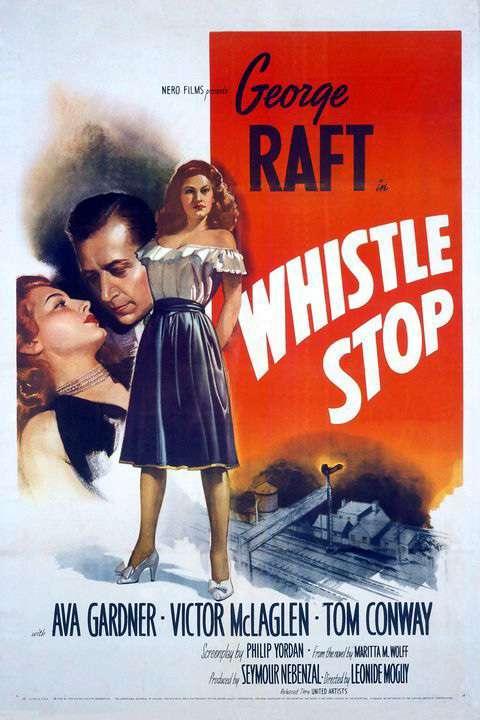 Whistle Stop kapak