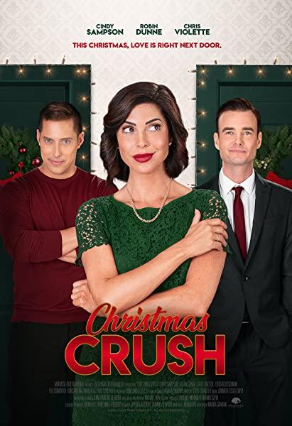 A Christmas Crush kapak