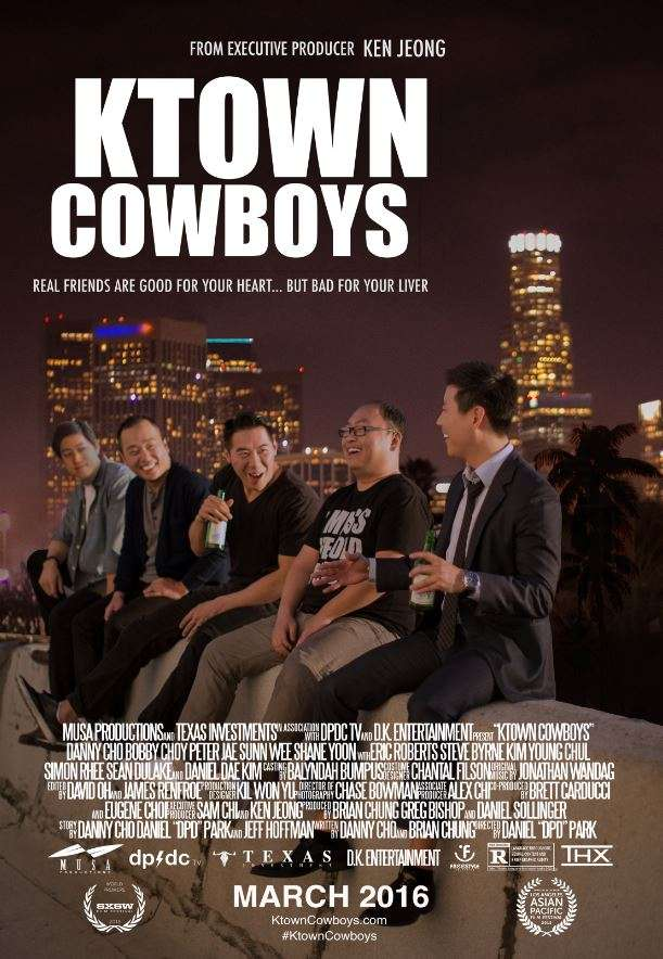 Ktown Cowboys kapak