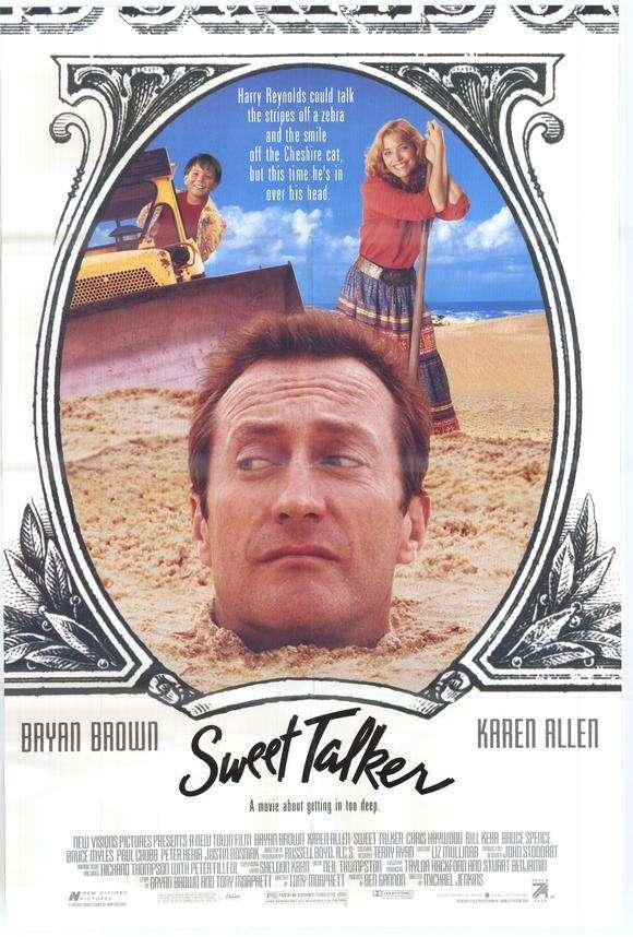 Sweet Talker kapak