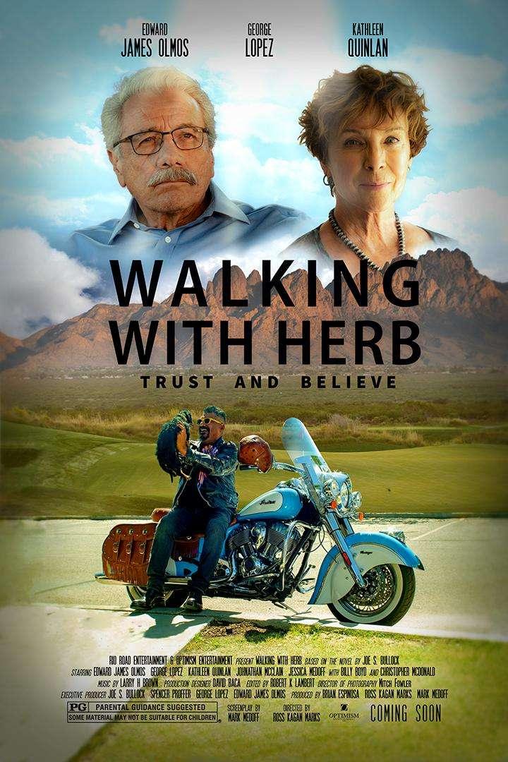 Walking with Herb kapak