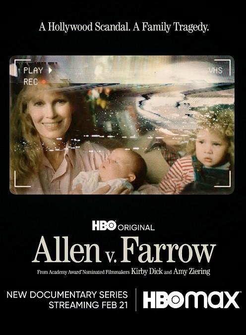 Allen v. Farrow kapak