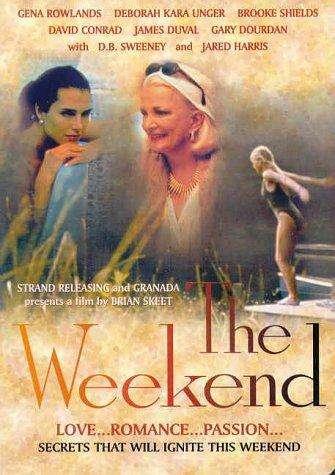 The Weekend kapak
