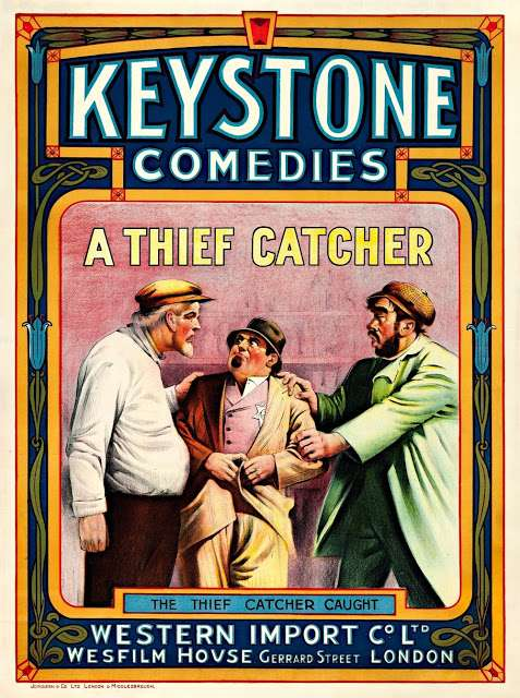 A Thief Catcher kapak