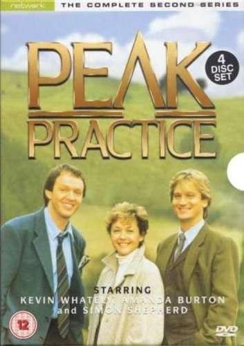 Peak Practice kapak