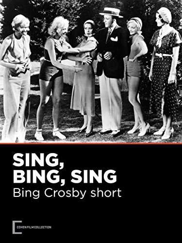 Sing, Bing, Sing kapak