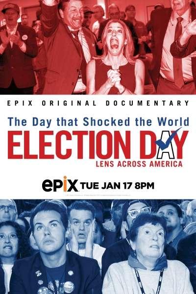 Election Day: Lens Across America kapak