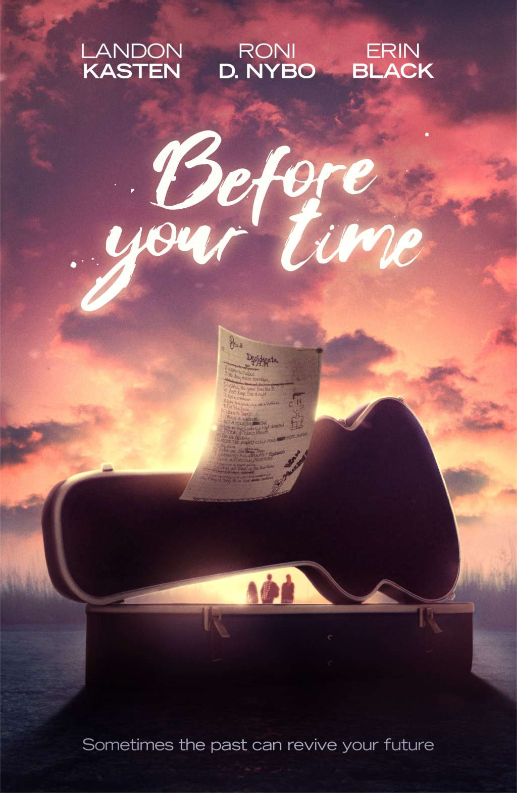 Before Your Time kapak