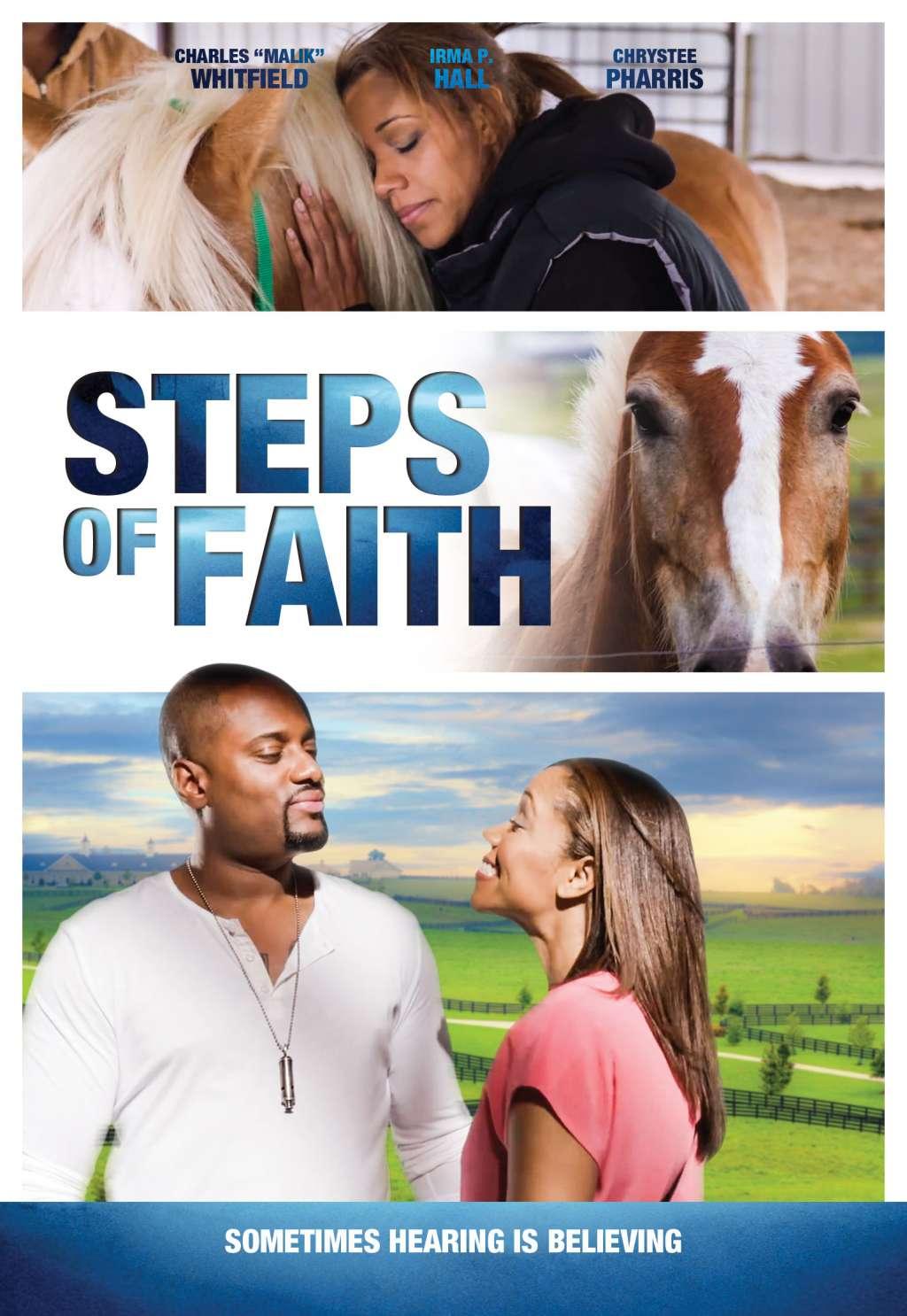 Steps of Faith kapak