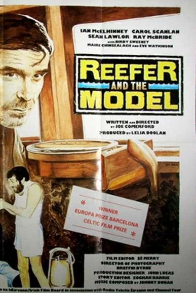 Reefer and the Model kapak