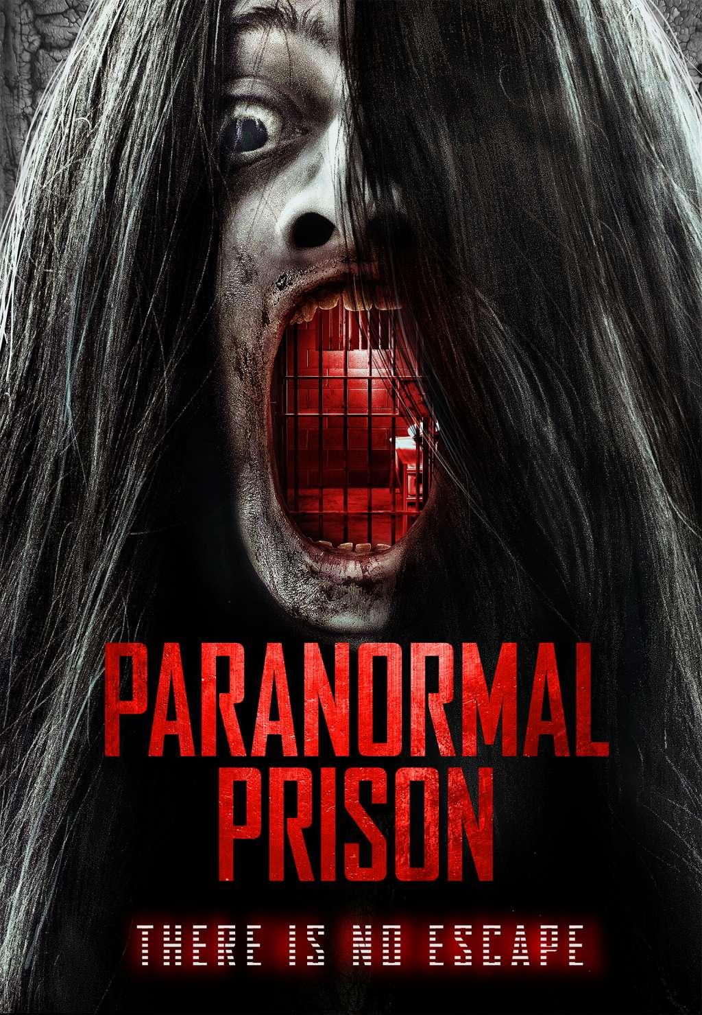 Paranormal Prison kapak