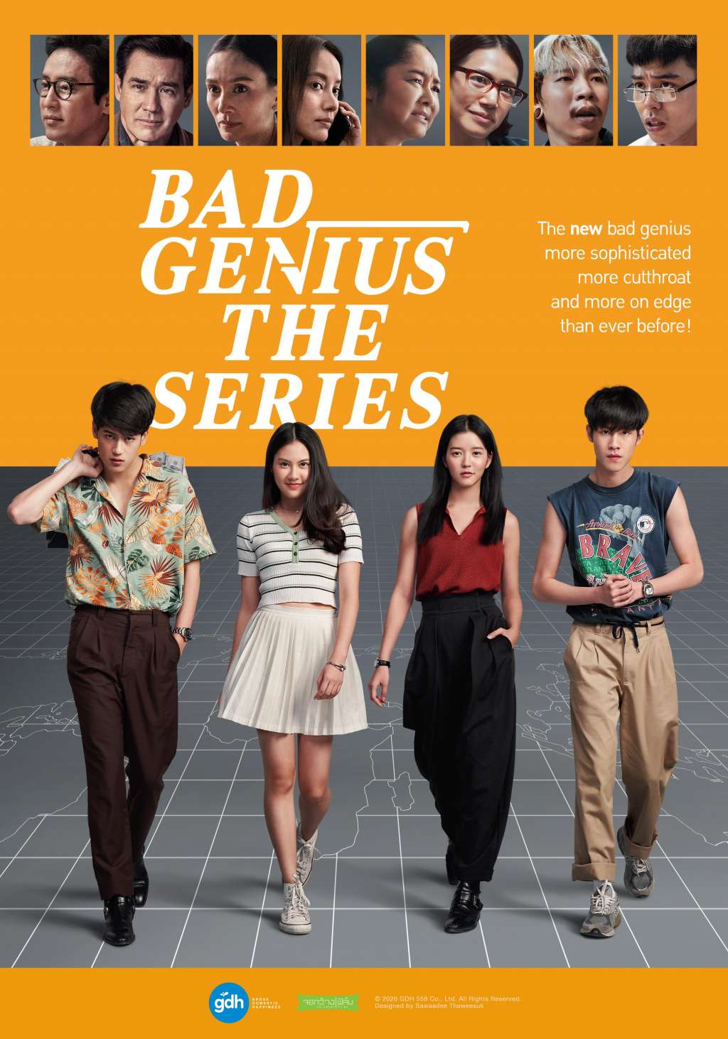 Bad Genius kapak