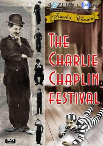 The Charlie Chaplin Festival kapak