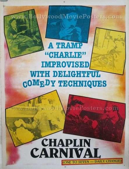 Charlie Chaplin Carnival kapak