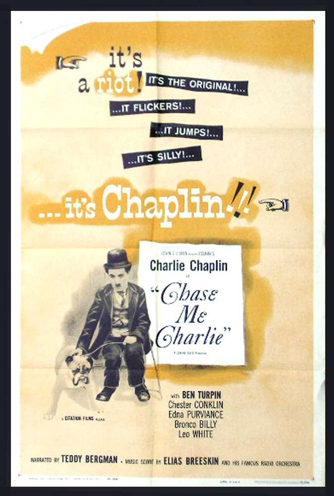 Chase Me Charlie kapak