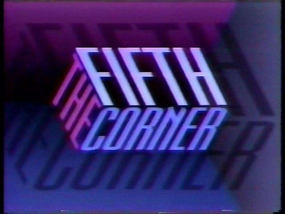 The Fifth Corner kapak