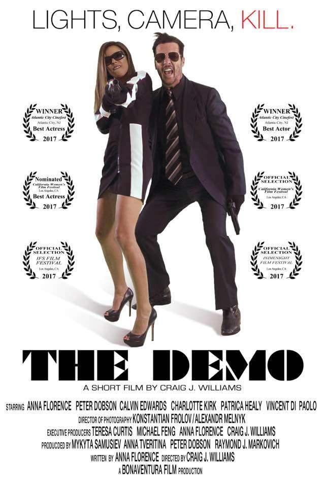 The Demo kapak