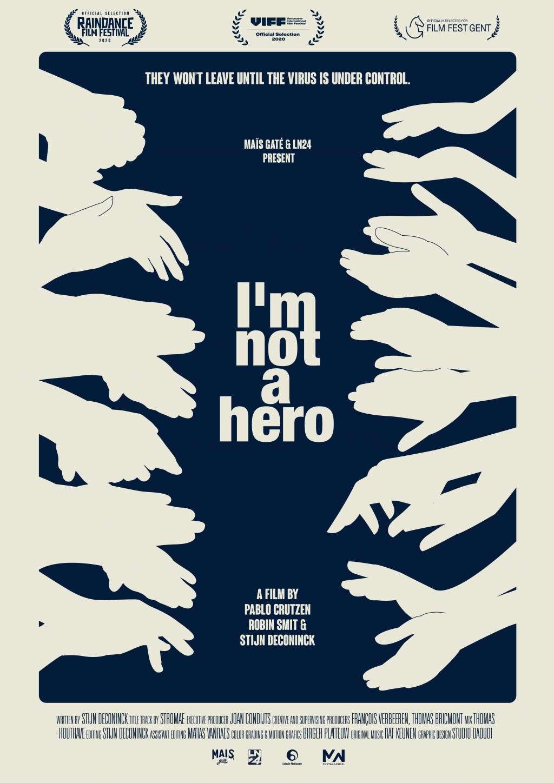 I Am Not a Hero kapak