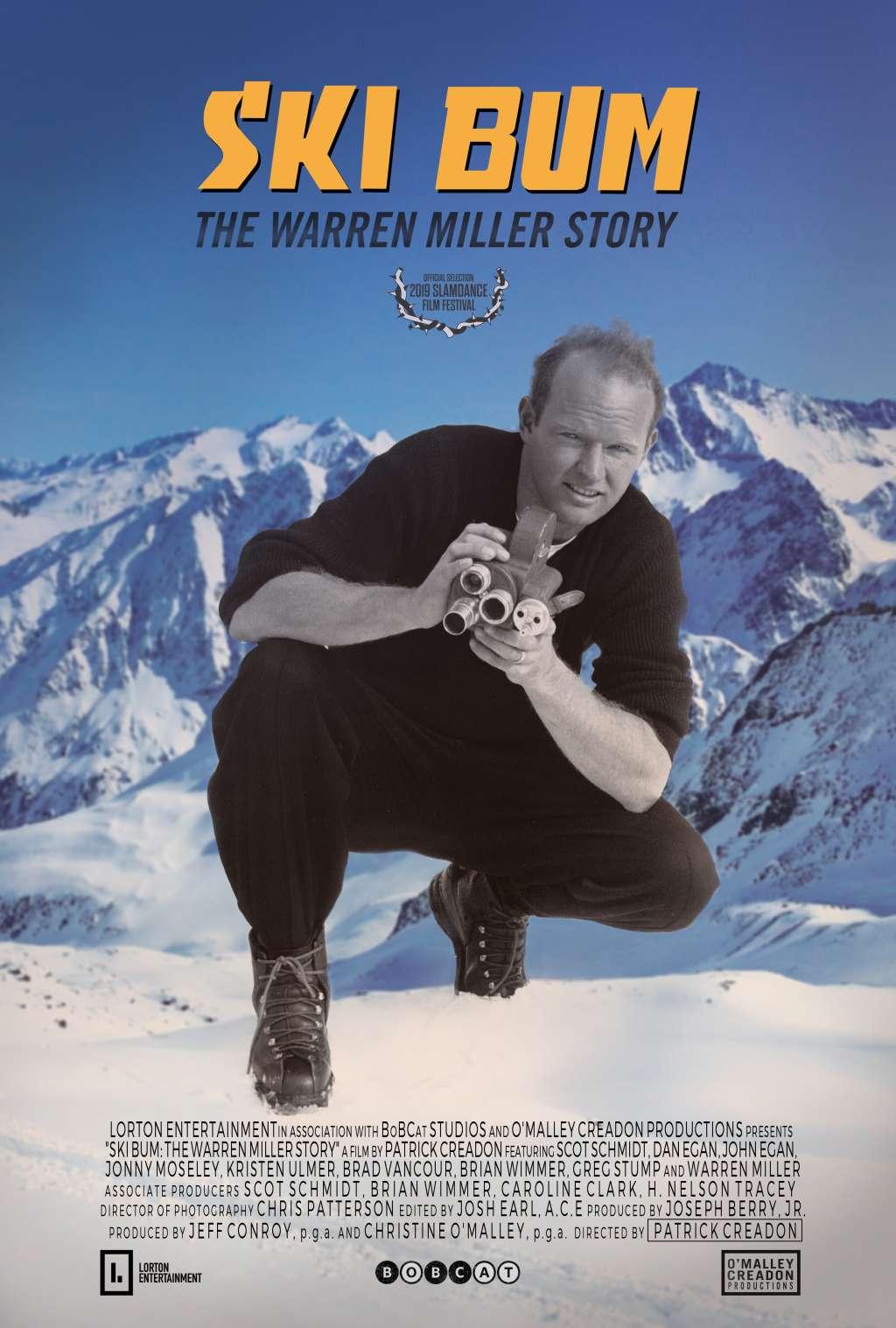 Ski Bum: The Warren Miller Story kapak