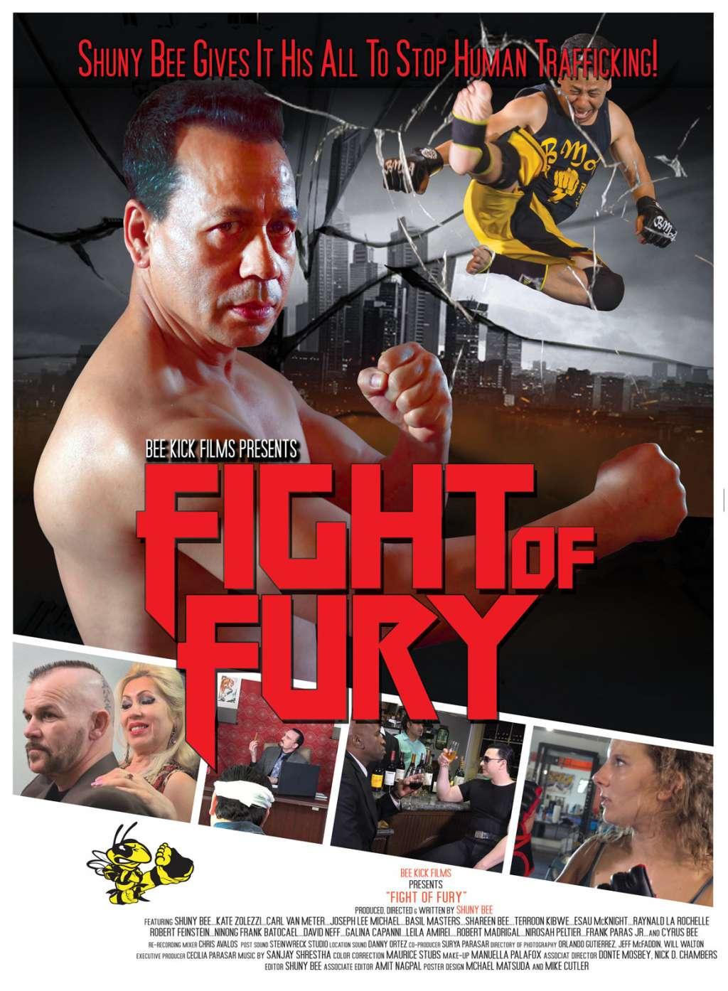 Fight of Fury kapak