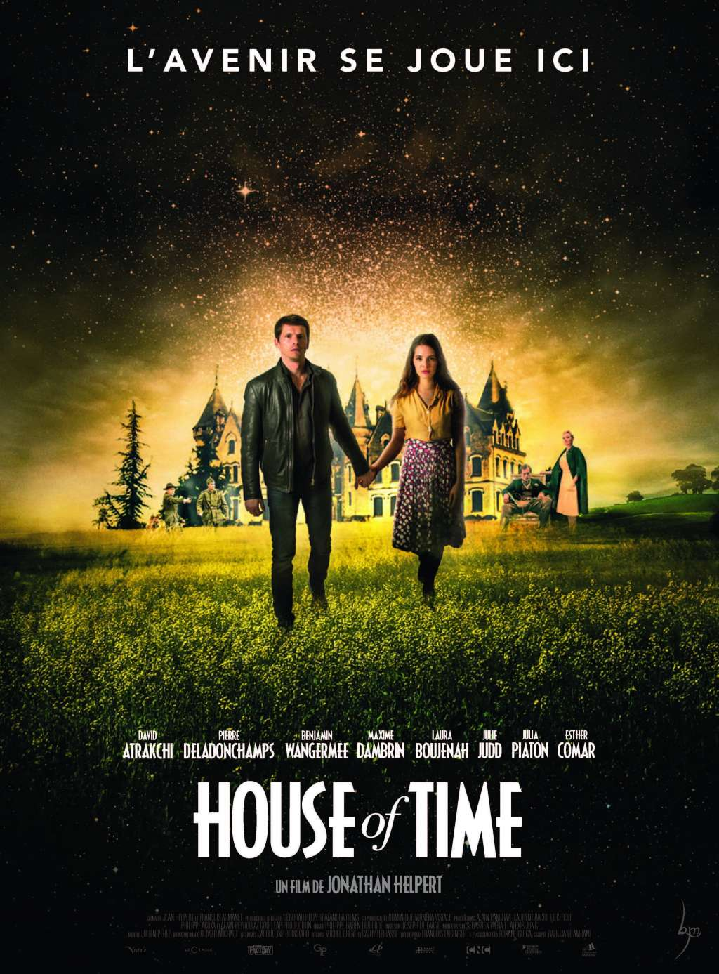 House of Time kapak